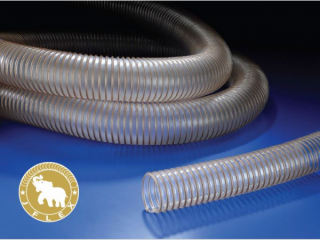 J 2-8 PU H ANTISTATIC SUCTION HOSE